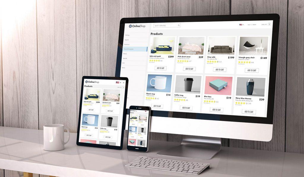 un'esperienza e-commerce user-friendly