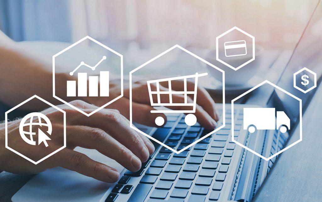 Back office E-commerce